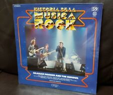 Graham Parker And The Rumour New Wave Rock Vinly LP Historia De La Musica Rock