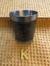 More details for rare antique 19th century german frech werkzeugbau pewter hunting stirrup cup
