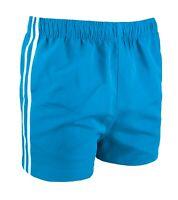 Costume da bagno uomo Diamond shorts celeste pantaloncini slim fit bermuda mare