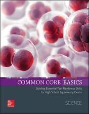 COMMON CORE BASICS SCIENCE - MCGRAW HILL EDUCATION (COR) - NEW BOOK