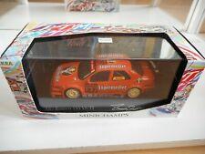 "Minichamps Alfa Romeo 155 V6 T1 Bartels ""Jagermeister"" in Orange on 1:43 in Box"