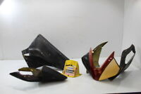 06 07 YAMAHA YZF R6 FIBERGLASS RACE FAIRING SET COWLS COWLINGS KIT