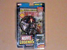 ToyBiz Marvel Legends BLACK WIDOW Series VIII MIP