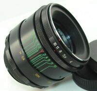 1979!💫 MMZ (BelOMO) HELIOS 44-2💫 Lens + TOP Quality Adapt. Fujifilm X-Mount FX