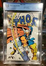 THOR 337 CBCS 9.6 White Pages :: First Appearance of Beta Ray Bill :: CGC Marvel