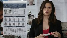 Conviction Hayley Atwell TV Show Prop Chicago Police Department Fingerprint (02)