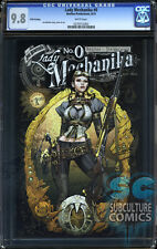LADY MECHANIKA #0 - CGC 9.8 - SOLD OUT - FIFTH PRINTING