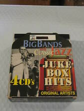 Big Bands and Classic Jazz Juke Box Hits 4 CD Collection