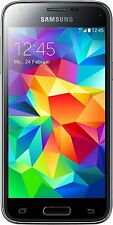 Samsung Galaxy S5 Mini SM-G800F 16Go Black (sans Simlock) Smartphone NOUVEAU