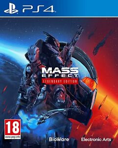 Mass Effect - Legendary Edition   PS4 PlayStation 4 New