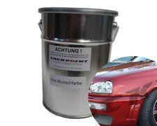 1 Liter DEEP CUSTOM CANDY RED  EFFEKT AUTOLACK PERLCOLOR VW Opel BMW Tuning NEU!