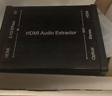 hdmi audio extractor 4k