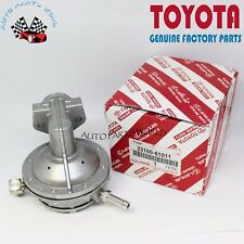 NEW GENUINE OEM TOYOTA 72-77 LAND CRUISER MECHANICAL FUEL PUMP ASSY 23100-61011