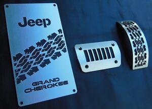 PEDALIERA JEEP GRAND CHEROKEE SRT8 HEMI CRD SRT 8 OVERLAND V6 V8 SUMMIT LIMITED