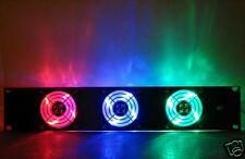 PROCOOL CUSTOM (2U) Rack Mount Cooling Fan - 3 LED fans (SL380C)