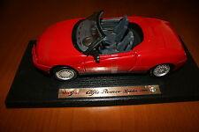 Maisto 1:18 Alfa Romeo Spider