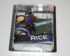 BALTIMORE RAVENS RAY RICE #27 NFL SERIES 32 ACTION FIGURES