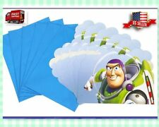 Toy Story Buzz tv Postcard Invitations Birthday Party Supplies Pack 10 Sets