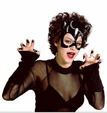 Catwoman Mask for Carnival Party Fancy Dress Accessory WIDMANN