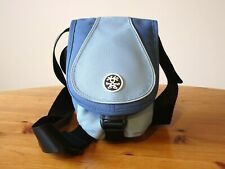 "Crumpler ""the bundle"" Large Camera Lens Case Light and Dark Blue"