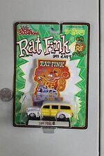 Ed Big Daddy Roth Rat Fink Racing Team Woodie Wagon MISP NOS NIP MINT RARE HTF
