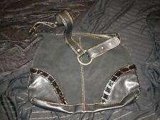HOBO --- Black Adjustable Shoulder Strap Handbag
