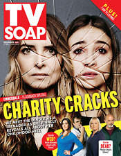 TV Soap Magazine 27 May 2018 Emma Atkins Charity Dingle Emmerdale Cover Story