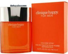 HAPPY FOR MEN CLINIQUE 100ML EDT NEW IN BOX.