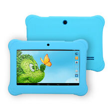 "iRULU BabyPad 7"" 8GB Quad Core Android 4.4 Learning eReader Kid's Tablet PC Blue"