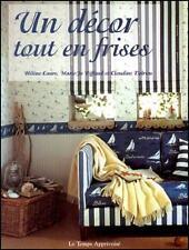 Un décor tout en frise - NEUF Hélène Caure - Neuf