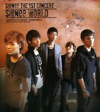 Shinee - Shinee First Concert: Shinee World [New CD] Asia - Import