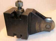 Brown & Sharpe 83-122 Bump Thread Roll Tool Holder, Screw Machine, Turret Lathe