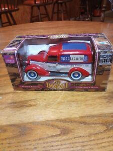LIBERTY 1936 Dodge Spectacular News Collectors Bank Limited Edition DIECAST