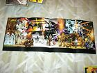 STAR WARS GALAXY TOPPS INSERT ETCHED FOIL SERIES 1 2 3 POSTER! WALTER SIMONSON