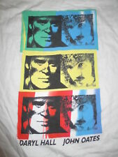 Screen Stars Label - 1990 DARYL HALL & JOHN OATES Concert Tour (XL) Shirt