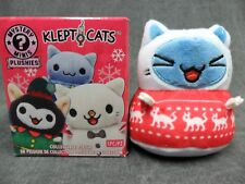 Funko KleptoCats * Santana Sweater * Christmas Blind Box Mini Plush Cat Klepto