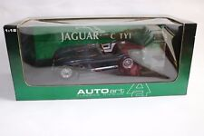 Auto art Autoart Jaguar C-Type road version green perfect mint in box 1:18 OVP