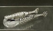 Edward Lownes Silver Sugar Tongs c1825 Museum