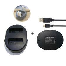 EN-EL19 Battery USB Charger for Nikon Coolpix A100, A300,S32,S33 Digital Camera
