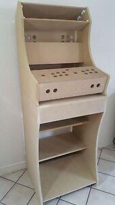 Kit Bartop Borne Arcade 2 players Spécial Raspberry pi 4 + socle