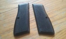 Custom Grips for Browning Hi-Power Black C262