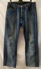 jeans uomo levis modello 501 w 34 L 36