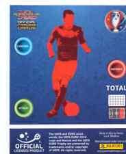 Panini XL EM 2016 in Frankreich 50 verschiedene Karten Sammlung Posten Lot