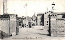 Enfield Lock. Entrance to Small Arms Factory # 1565 by Charles Martin.