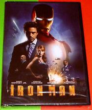 IRON MAN English Español -DVD R2- Precintada