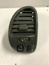 1999-2004 Oldsmobile Alero Left Front Ac Vent w/ Fog Dimmer Switch 22619646 #A42