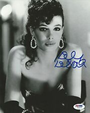 Kelly LeBrock Signed Weird Science 8x10 Photo PSA/DNA COA 1985 Movie Autograph