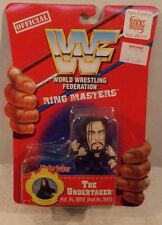 WWF Wrestling Ring Masters - The Undertaker Jakks Pacific Playmates (MOC)