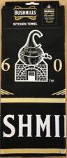 Bushmills Irish Whiskey Tea Towel (sg)