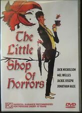 The Little Shop of Horrors - DVD -  R4 - Like New (Black & White)